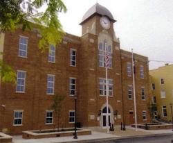 Breathitt County, Kentucky Judicial Center