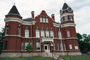 Fulton County, Kentucky Courthouse