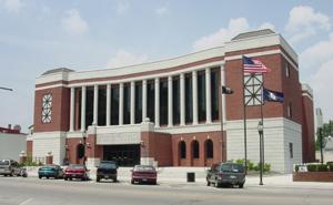 Henderson County Judicial Center
