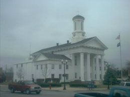 Madison County Kentucky Courthouse