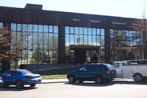 Ohio County Judicial Center