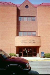 Scott County Judicial Center