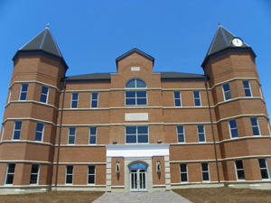 Trigg County Justice Center