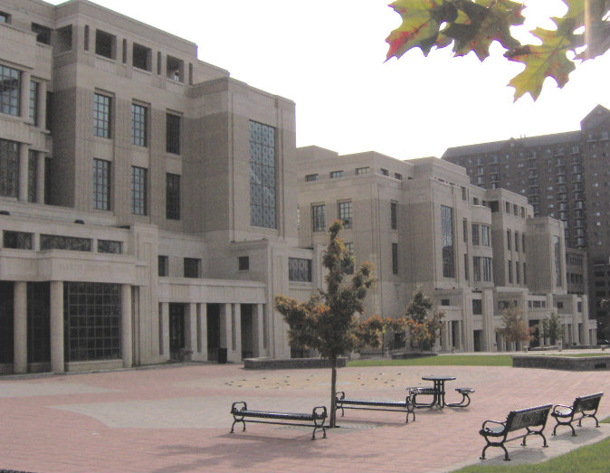Lexington KY Courthouse Complex court reporter
