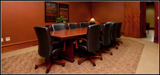 Lexington KY Boardroom - Taylor Court Reporters KY