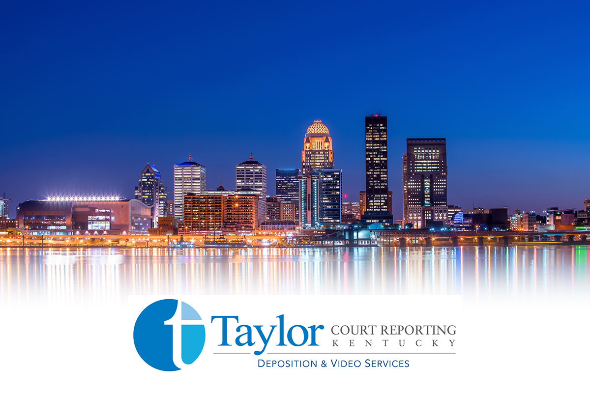 Louisville KY Court Reporters