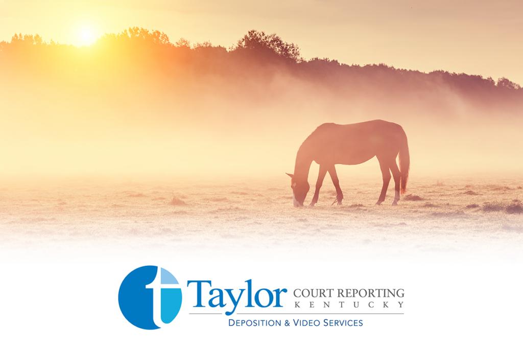 Taylor Court Reporters Lexington KY
