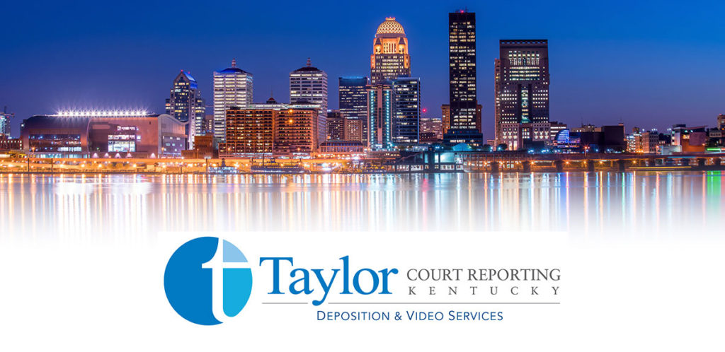 Court Reporters Louisville KY